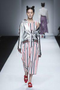 Thierry Rabotin FW 2017/18 Lu Yang fashion show