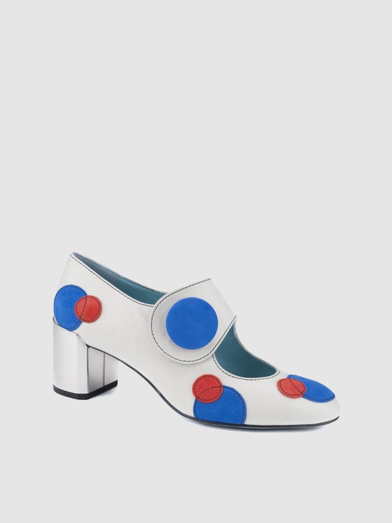 Luisa - Heel height: 55 mm - Item code: C5227 - Made in Italy