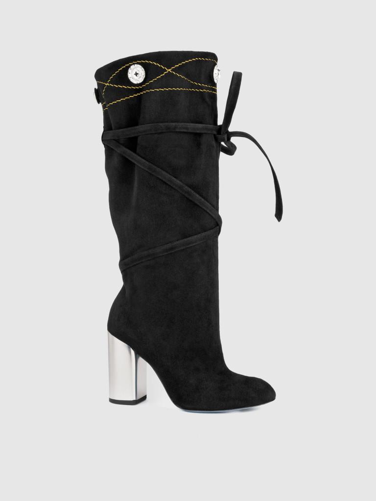 Vigo - Heel height: 100 mm - Item code: C5615RFA - Made in Italy