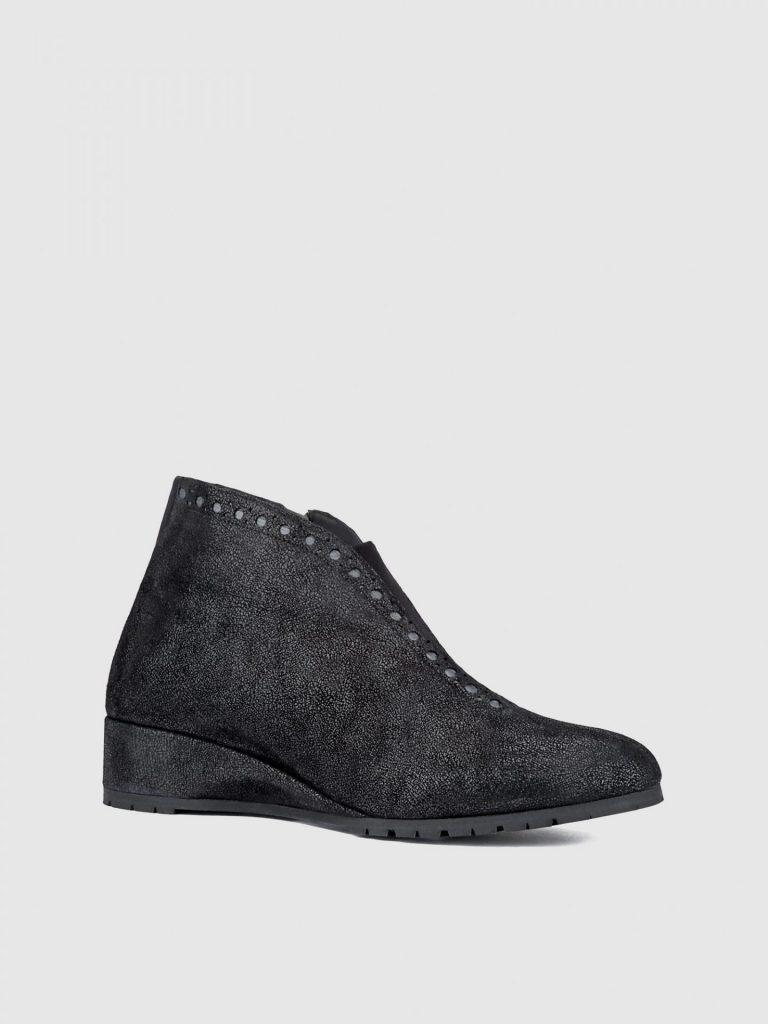 Zaco - Heel height: 35 mm - Item code: 1475TN - Made in Italy