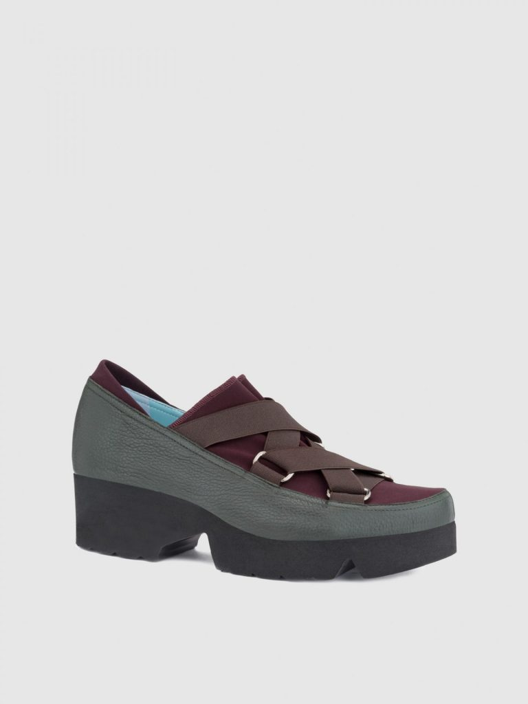 Craft - Heel height: 35 mm - Item code: 6255H - Made in Italy
