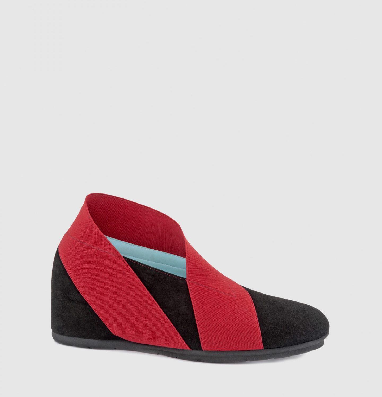 Zippy - Heel height: 35 mm - Item code: 745MD - Made in Italy