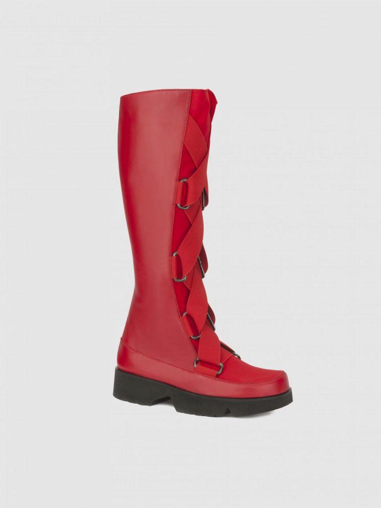Britta - Heel height: 15 mm - Item code: 972H - Made in Italy
