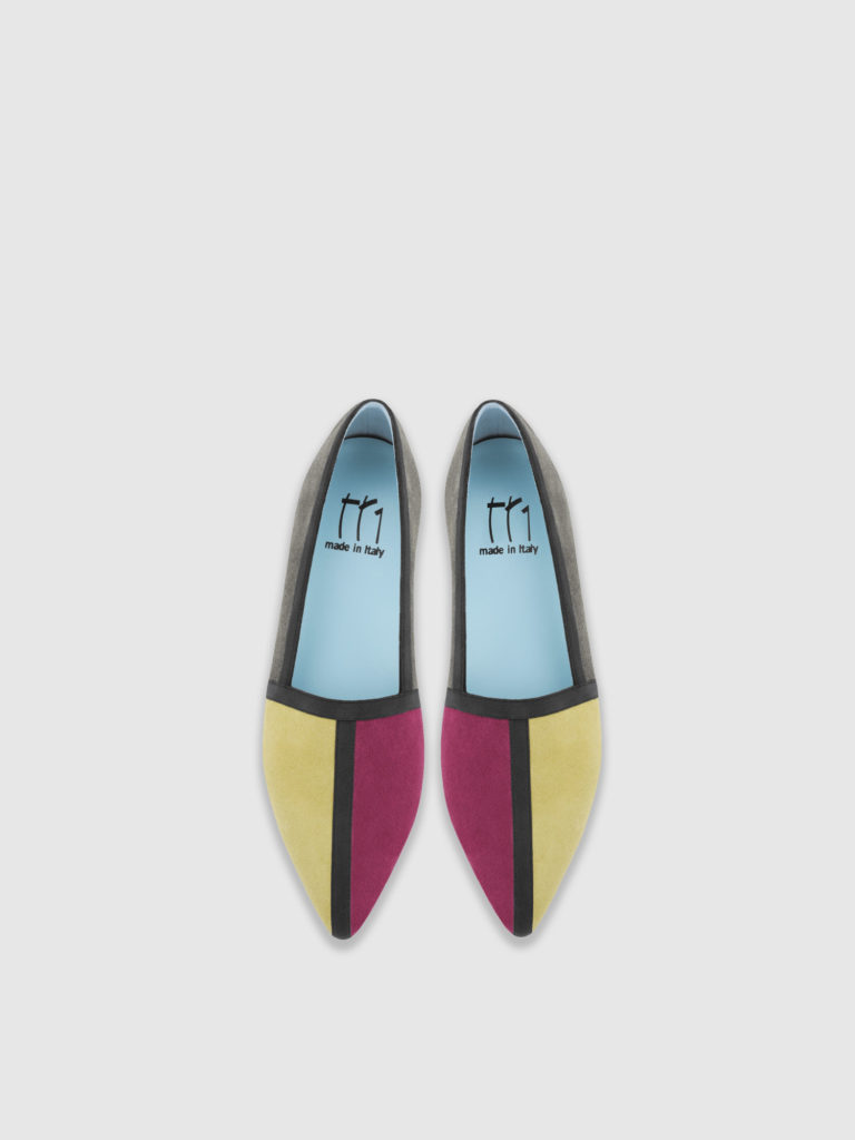 Marble - Heel height: 15 mm - Item code: A007M - Made in Italy